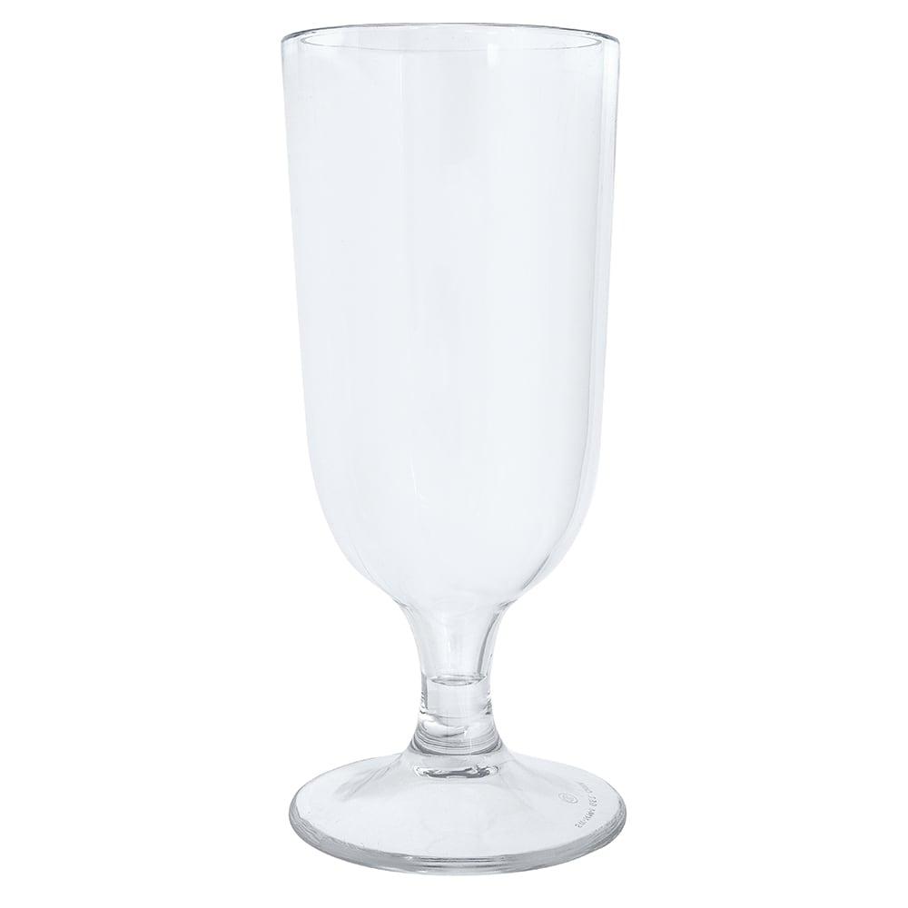 GET SW-1414-1-CL 12-oz Round Goblet, SAN Plastic, Clear