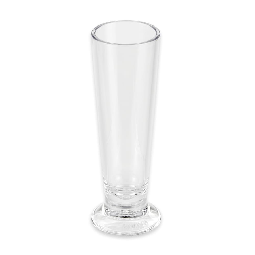GET SW-1416-CL 2 oz Pilsner Shot Glass, Clear, SAN Plastic