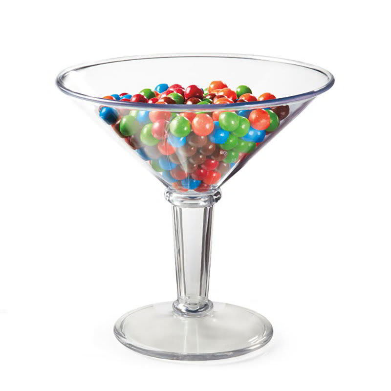 GET SW-1419-TRIT-CL 48-oz Super Martini Glass - Plastic, Clear