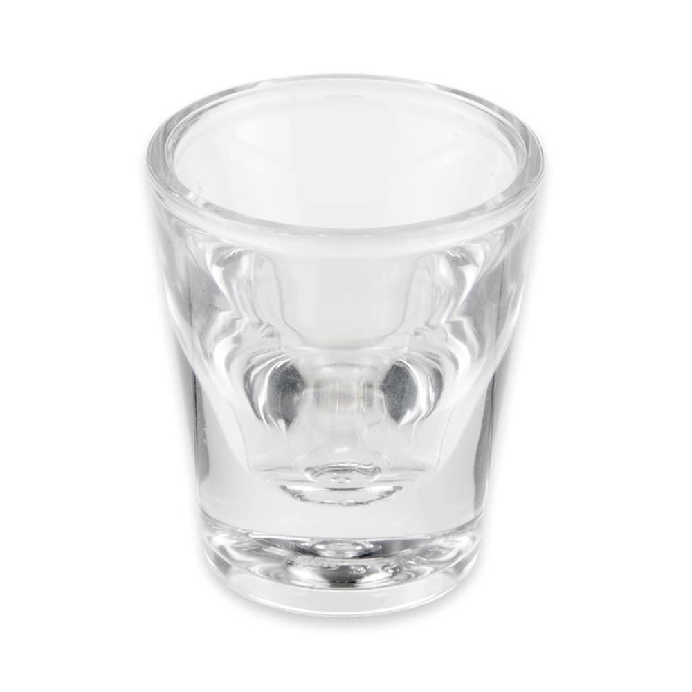 GET SW-1427-1-CL 1 oz Shot Glass, SAN Plastic, Clear