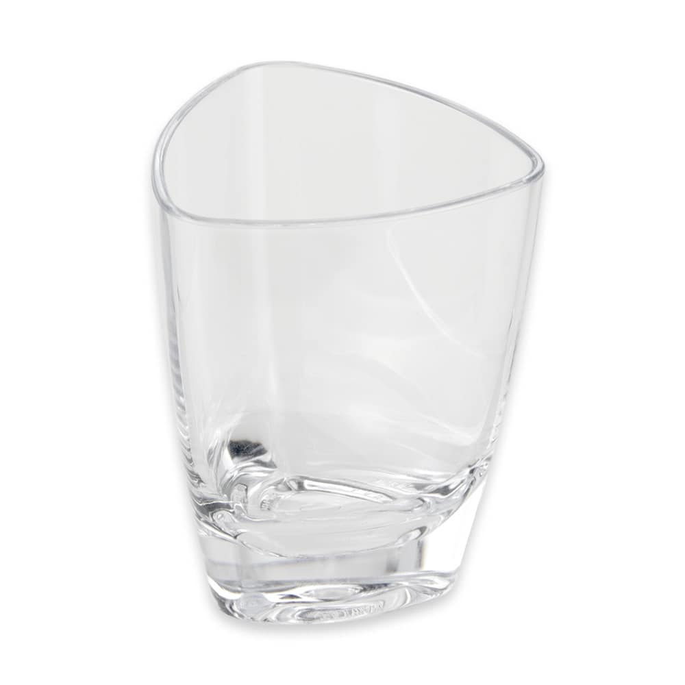 GET SW-1434-CL 3 oz Shot Glass, SAN Plastic, Clear