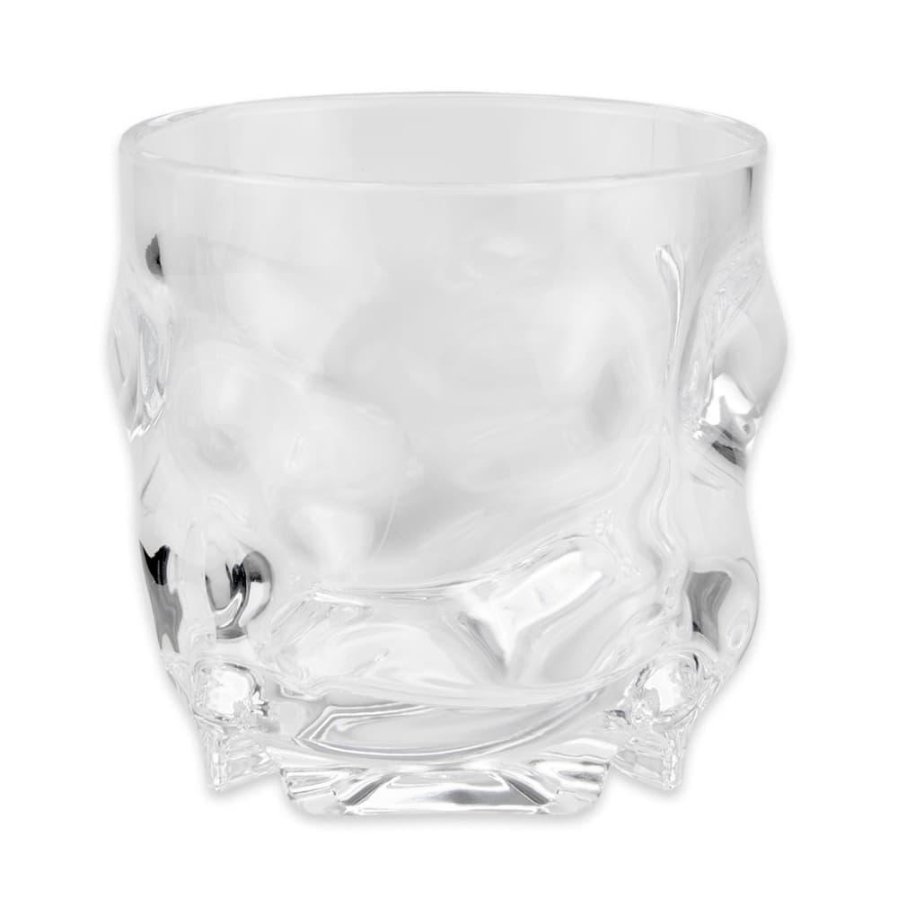 GET SW-1440-1-CL 12 oz Rocks Glass, SAN Plastic, Clear