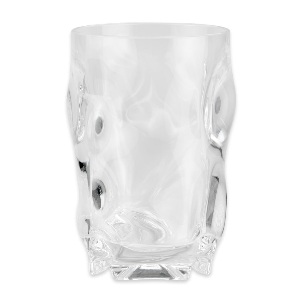 GET SW-1441-1-CL 14-oz Beverage Glass, Plastic, Clear