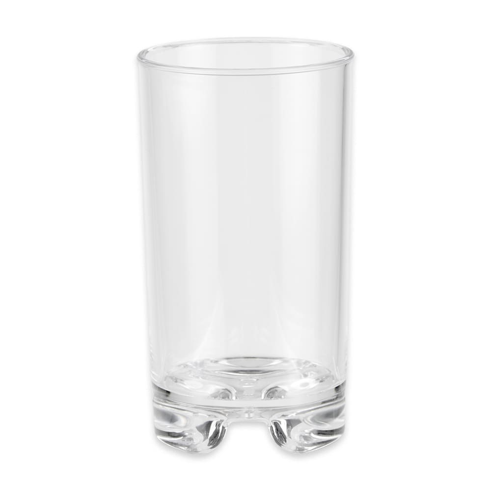 GET SW-1443-1-CL 5 oz Juice Glass, SAN Plastic, Clear