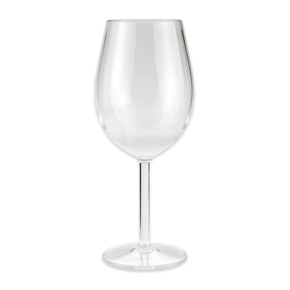 GET SW-1446-1-TRITAN-CL 15-oz Wine Glass, Plastic, Clear