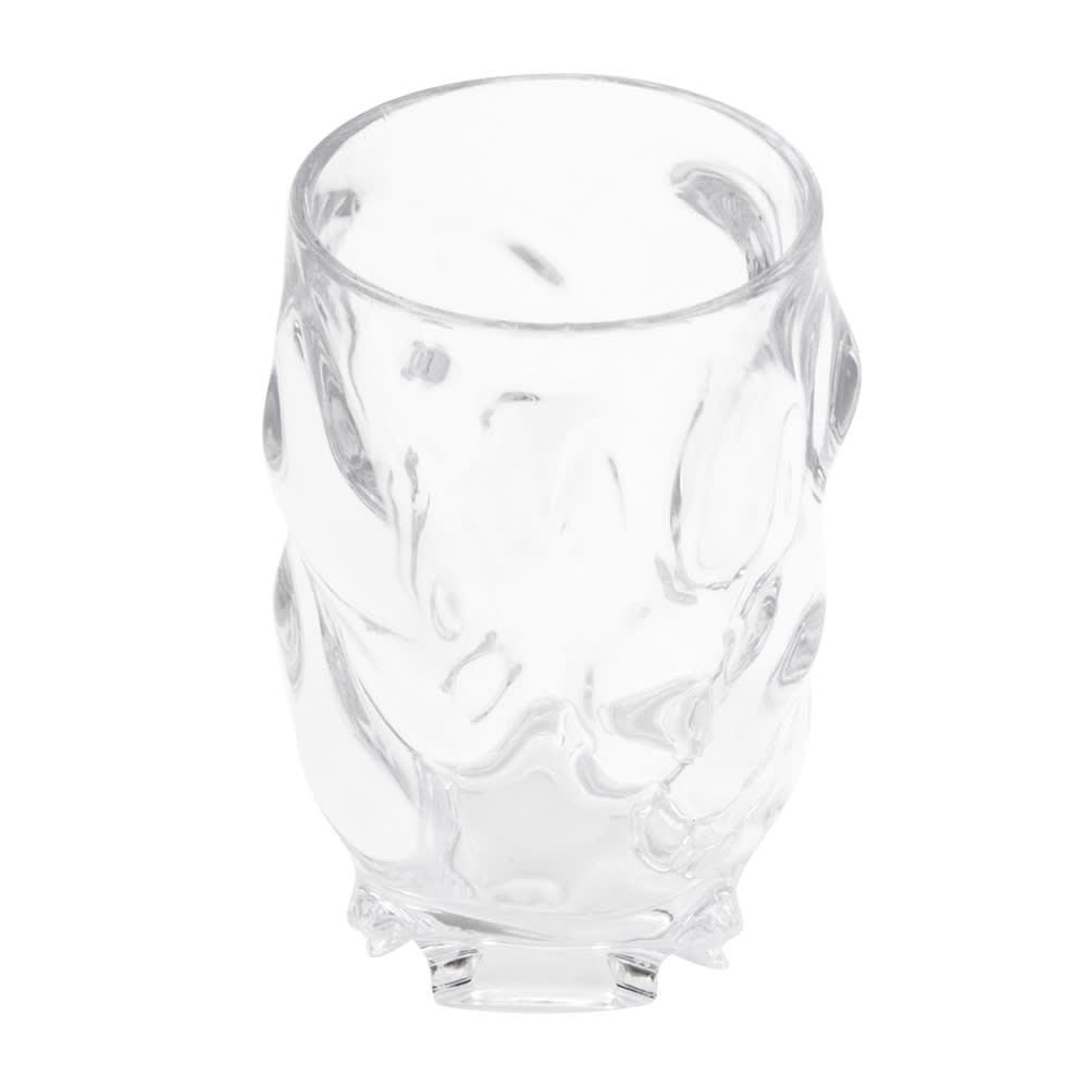 GET SW-1448-1-CL 5 oz Juice Glass, Tritan Plastic, Clear