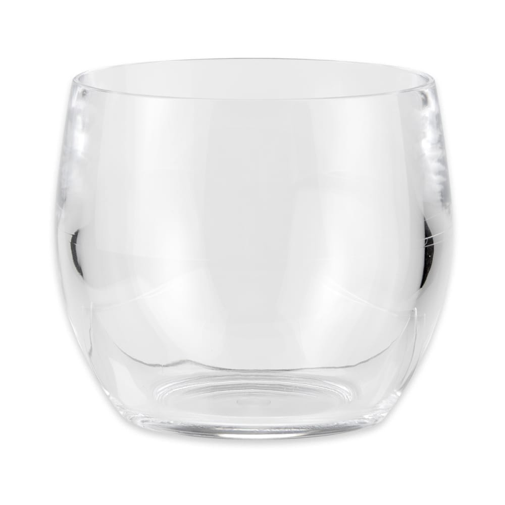 GET SW-1460-CL 8-oz Wine Glass, Plastic, Clear