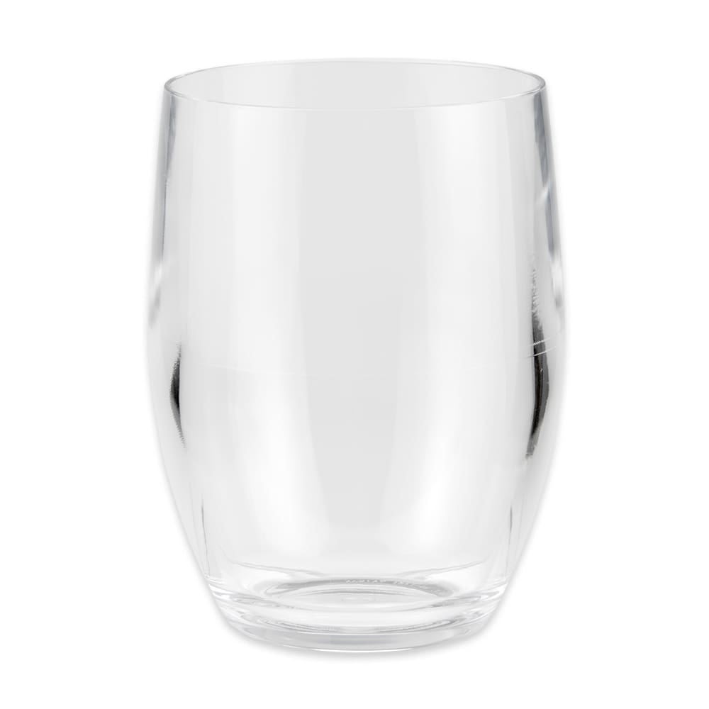GET SW-1461-CL 12 oz Wine Glass, SAN Plastic, Clear
