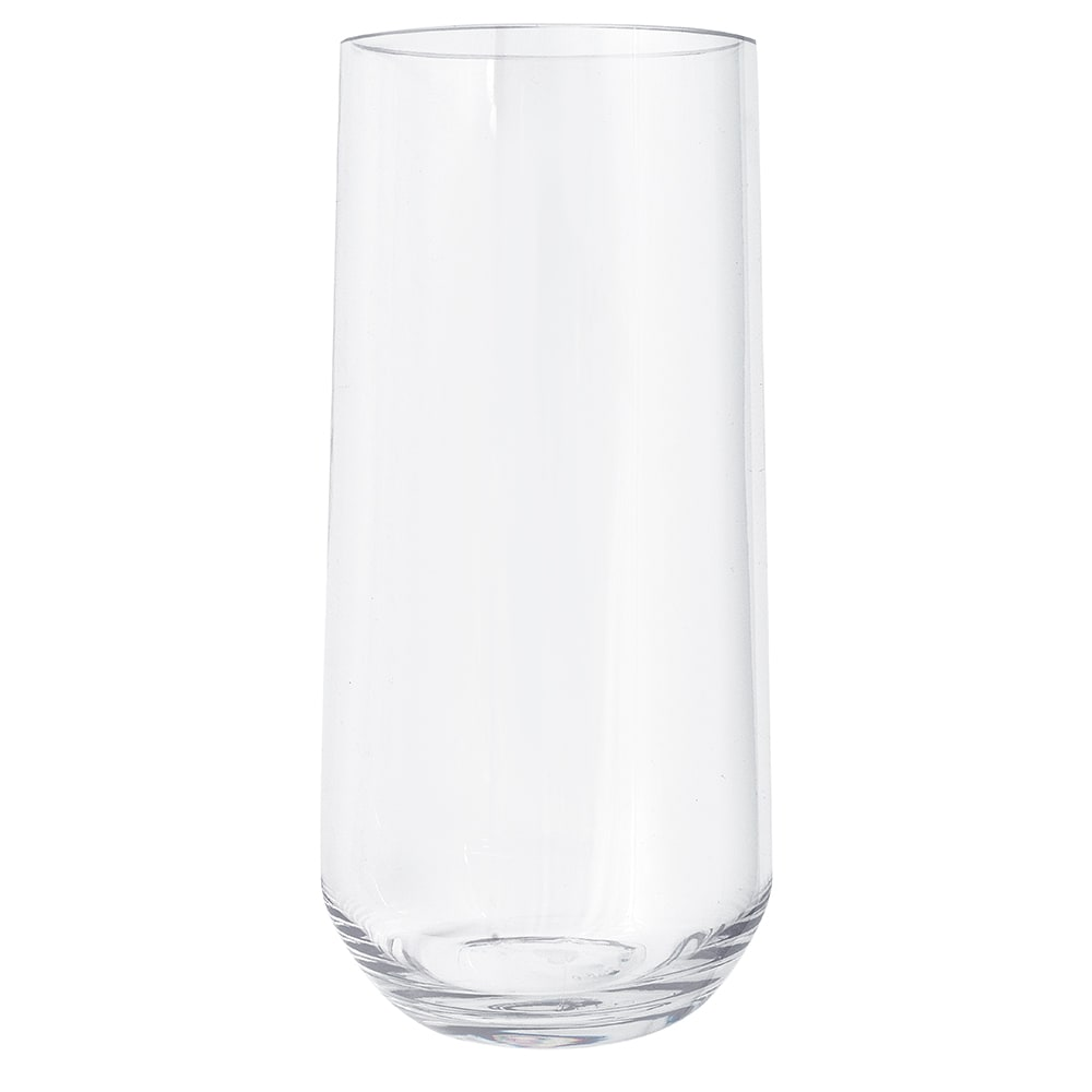 GET SW-1469-CL 16-oz Beverage Glass, Plastic, Clear