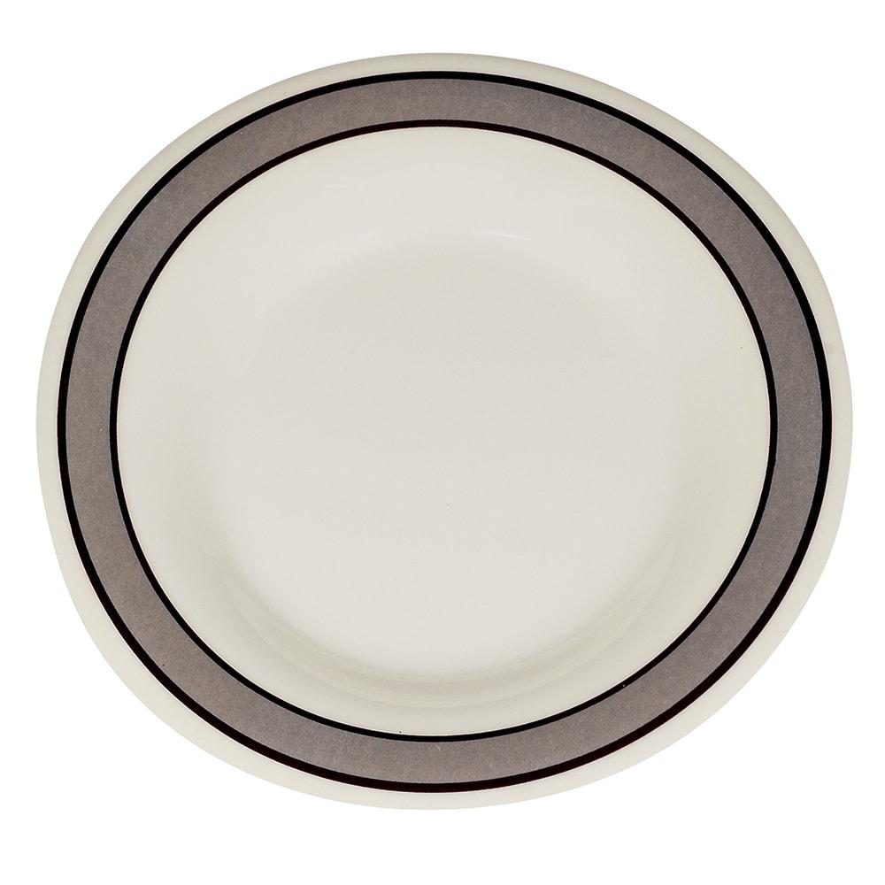 """GET WP-5-CA 5.5"""" Round Dessert Plate, Melamine, White"""