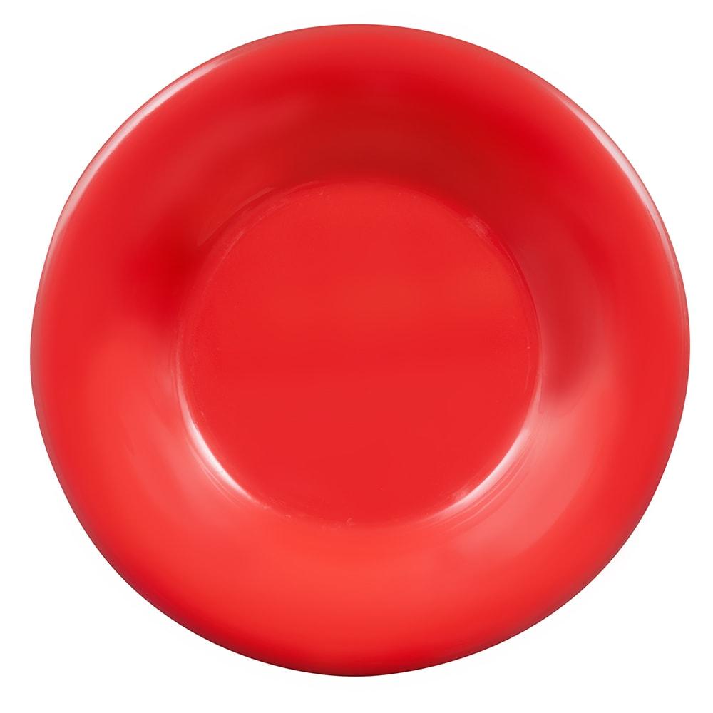 "GET WP-5-CR 5.5"" Round Dessert Plate, Melamine, Cranberry"