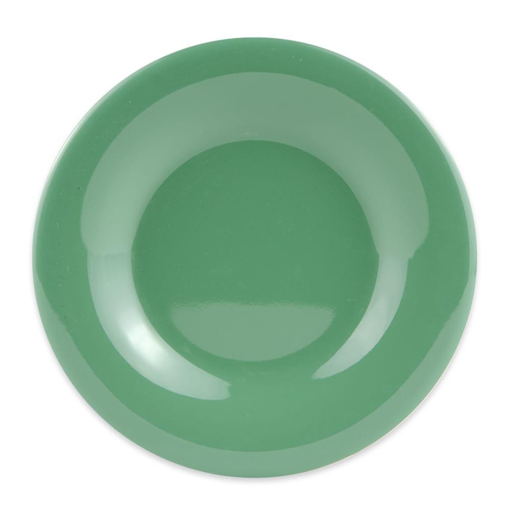 """GET WP-5-FG 5.5"""" Round Dessert Plate, Melamine, Green"""