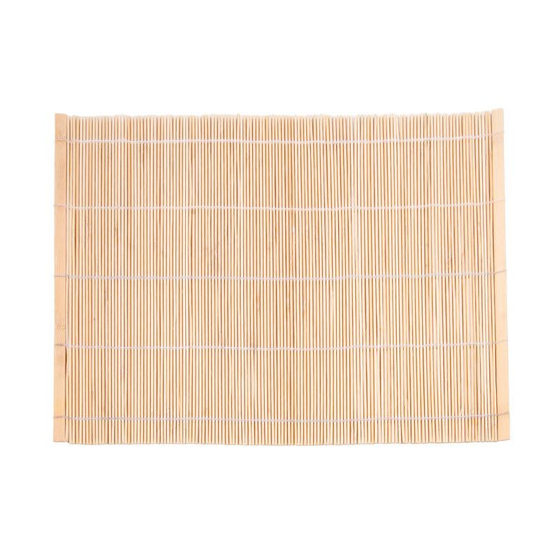 Town 34256 Natural Bamboo Sushi Mat, 9 1/2 X 9 1/2 in