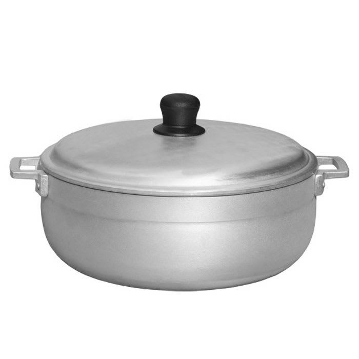 Town 34306 6.7 qt Aluminum Braising Pot