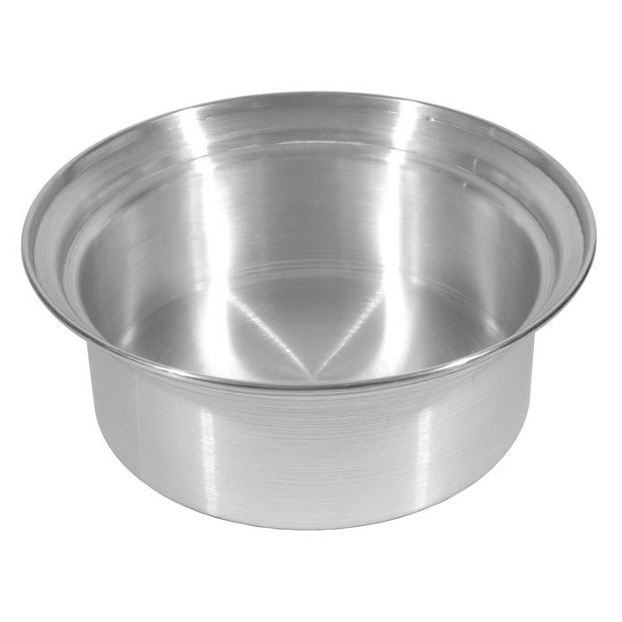 """Town 34640 Bamboo Steamer Pan, Fits 10"""" Steamer, 11 3/4 in, Aluminum"""