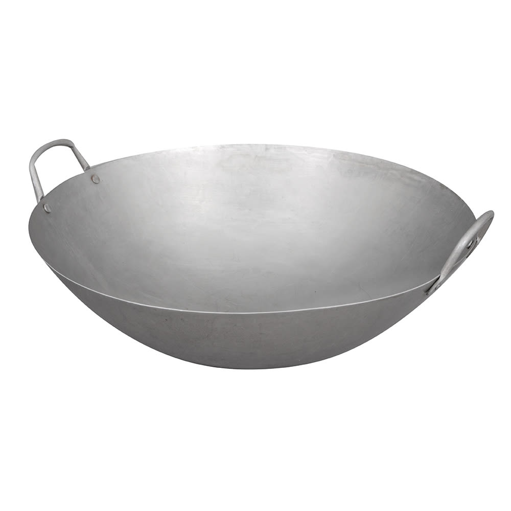 "Town 34714 14"" Steel Stir Fry Pan"
