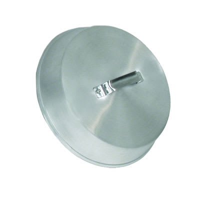"Town 34911 11-1/2""Wok Cover, Fits 14-16""Wok, Riveted Handle, Aluminum"