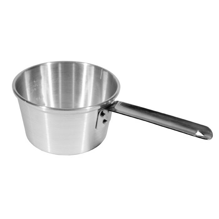Town 35401 1.5-qt Aluminum Saucepan w/ Solid Metal Handle