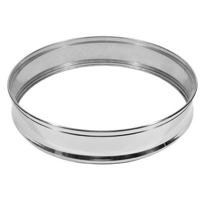 "Town 36619 18"" Steamer Ring, Stainless"