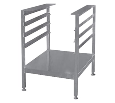 "Market Forge 091183 Stand w/ Shelf, 28""H, Stainless Steel"