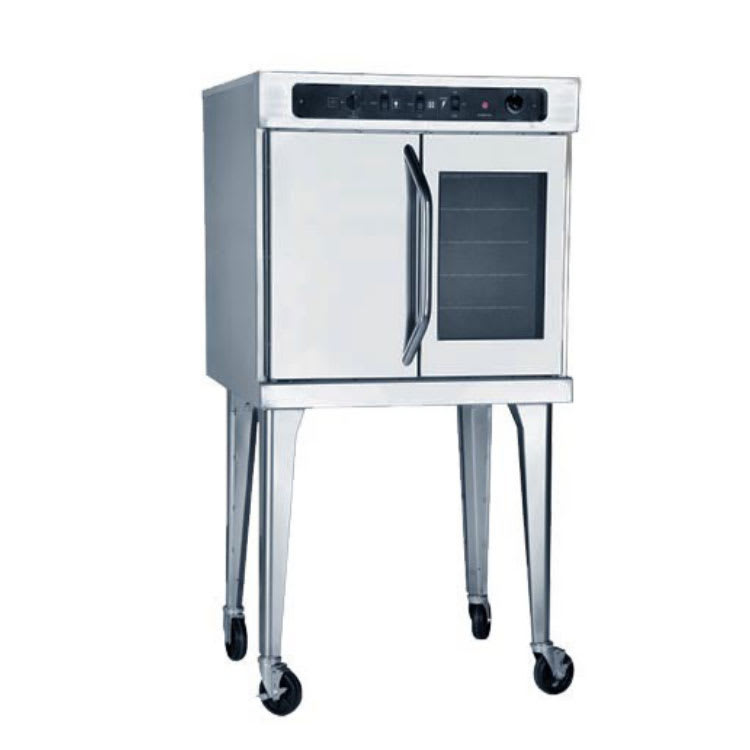 Market Forge 8000 Full Size Electric Convection Oven, 208v/3ph