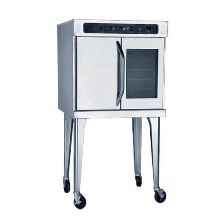 Market Forge 8200 Deep Depth Electric Convection Oven, 208v/3ph