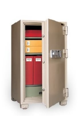 Mesa MFS 100E TAN 3.6-cu ft Fireproof Safe w/ Electronic Lock