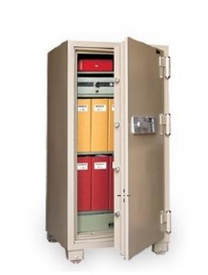 Mesa MFS 140E TAN 8.5-cu ft Fireproof Safe w/ Electronic Lock