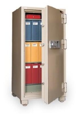 Mesa MFS 160C TAN 12.2-cu ft Fireproof Safe w/ Combination Lock