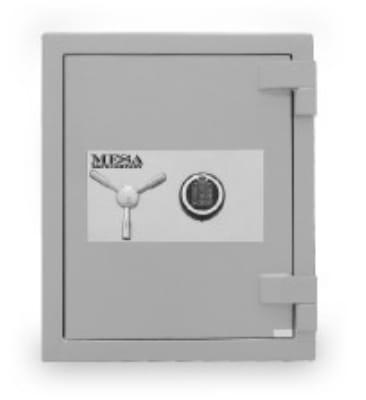 Mesa MSC2520C 3-cu ft 1-Compartment High Security Safe w/ Combination Lock