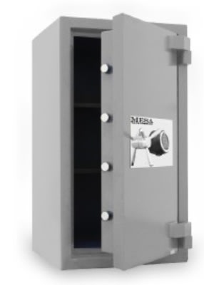 Mesa MSC3820C 5 cu ft 1 Compartment High Security Safe w/ Combination Lock