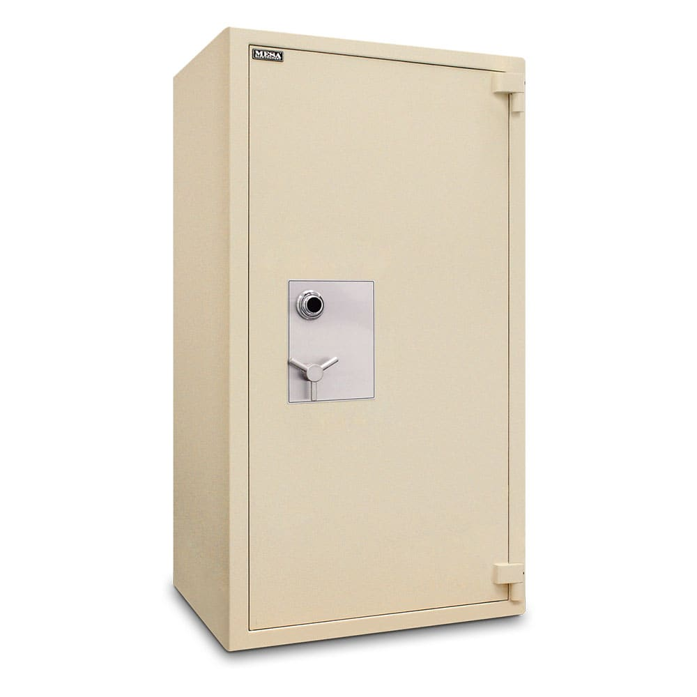 Mesa MTLF7236 34.5-cu ft 1-Compartment High Security Safe w/ Combination Lock
