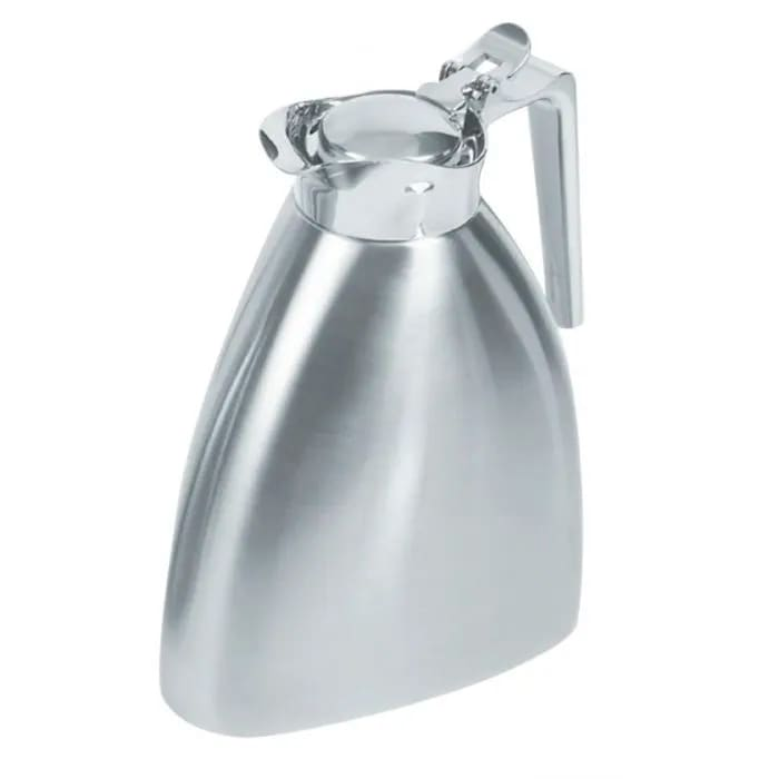 Spring USA 17601-5 52-oz Vacuum Insulated Beverage Server - Stainless Steel Liner, Brushed Stainless