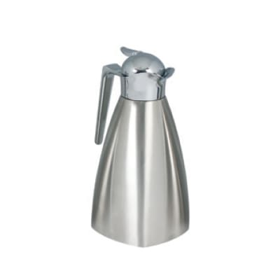 Spring USA 18599-5 24 oz Vacuum Insulated Beverage Server - Stainless Steel Liner, Brushed Stainless