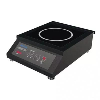 Spring USA SM-351C-FT Countertop Commercial Induction Range w/ (1) Burner, 208 240v