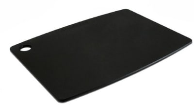 """Epicurean 001-151102 15 x 11"""" Lightweight Cutting Board, NSF Recycled Paper, Slate"""