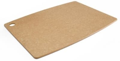 """Epicurean 001-181301 18 x 13"""" Lightweight Cutting Board, NSF Recycled Paper, Natural"""