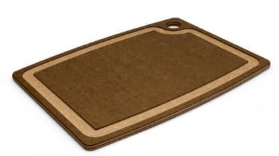 "Epicurean 003151103015EA Cutting Board w/ Juice Groove, 15 x 11"", Nutmeg/Natural"