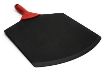 Epicurean 007-231402 21 x 14-in Pizza Peel, Beveled Edge, Slate, Hole in Handle