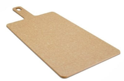 """Epicurean 008-140701 Small Stature Cutting Board, 14 x 7"""", Easy Clean, Natural"""