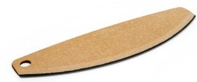 """Epicurean 017-00160102EA 16"""" Long Pizza Cutter, 3/16"""" Thick, Natural w/ Slate Core"""