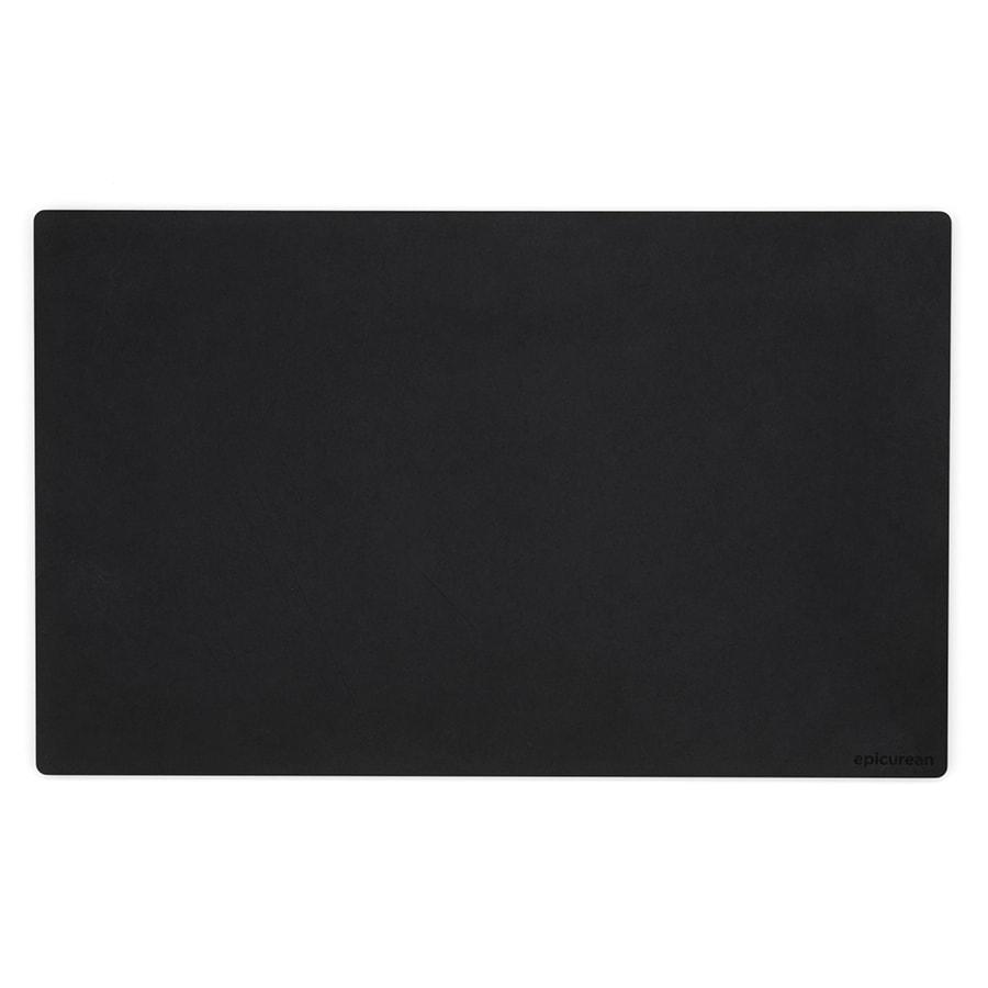 "Epicurean 020-130802 Rectangular Serving Board - 13.75"" x 8"", Composite Wood, Slate"