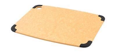 "Epicurean 202-15110103 Non Slip Cutting Board, 14.5x11.25"", Natural/Slate"