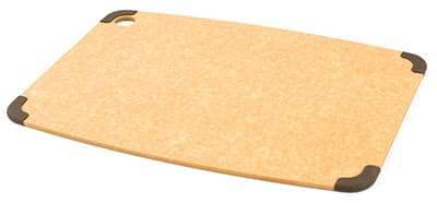 "Epicurean 202-18130102 Non Slip Cutting Board, 17.5x13"", Natural/Brown"