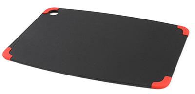"Epicurean 202-18130201 Non Slip Cutting Board, 17.5x13"", Slate/Brown"