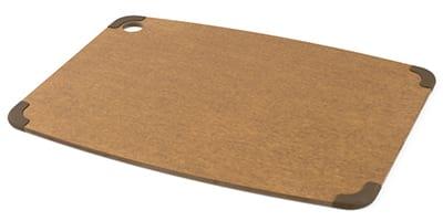 "Epicurean 202-18130302 Non Slip Cutting Board, 17.5x13"", Nutmeg/Brown"