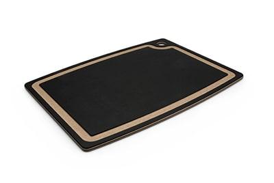 """Epicurean 003-18130201 Gourmet Cutting Board, 17.5x13.25"""", Slate/Natural"""