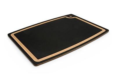"""Epicurean 003-20150201 Gourmet Cutting Board, 19.5x15"""", Slate/Natural"""