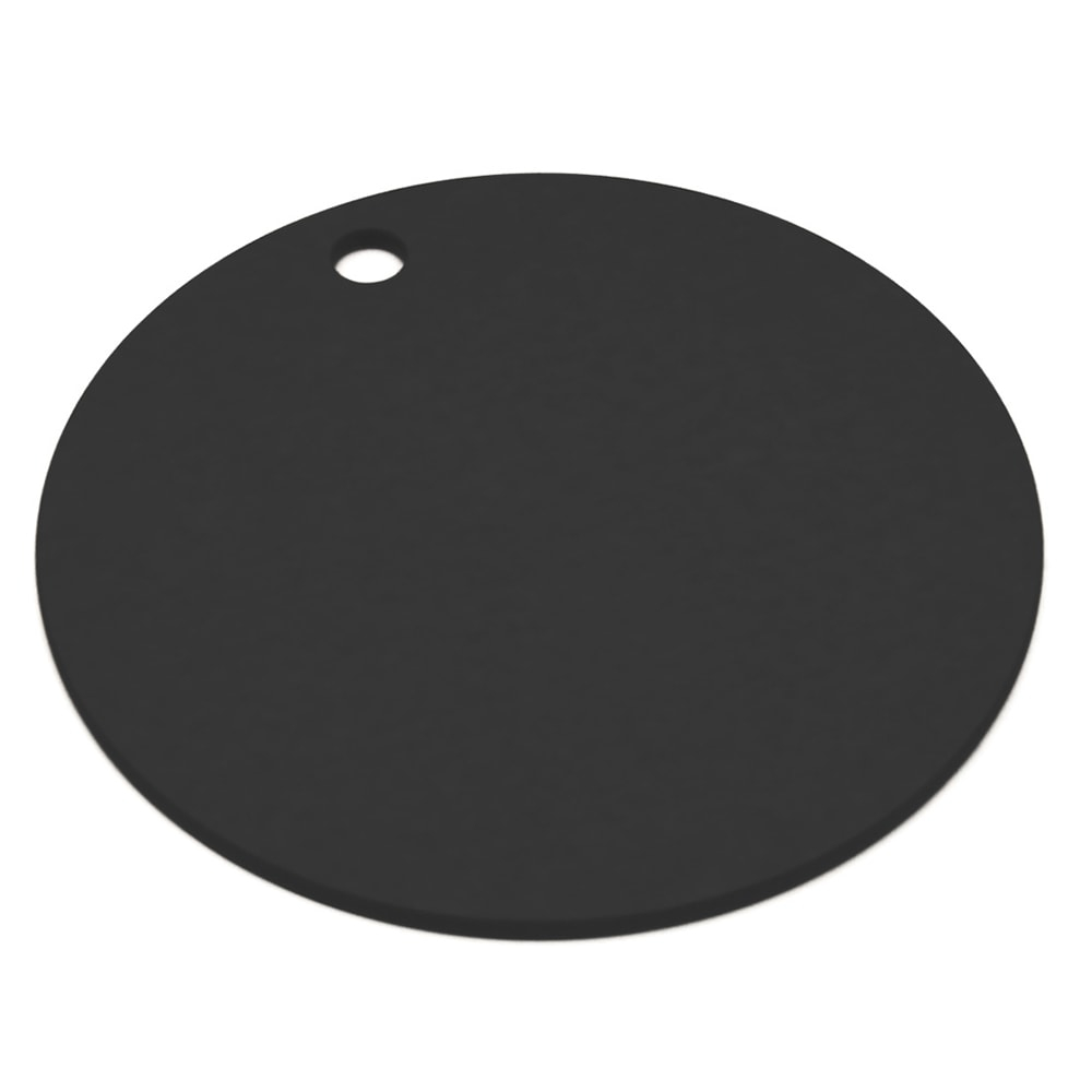 "Epicurean 429-001002 10"" Round Pizza Boardw/ .25"" Height, Slate"