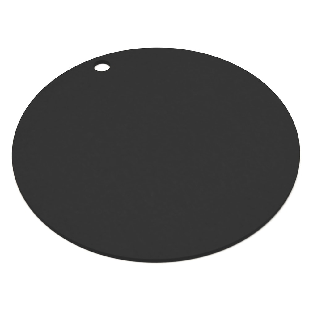 "Epicurean 429-001602 16"" Round Pizza Boardw/ .25"" Height, Slate"